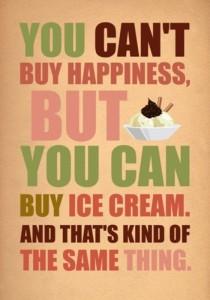 funny-quote-happiness-ice-cream-2