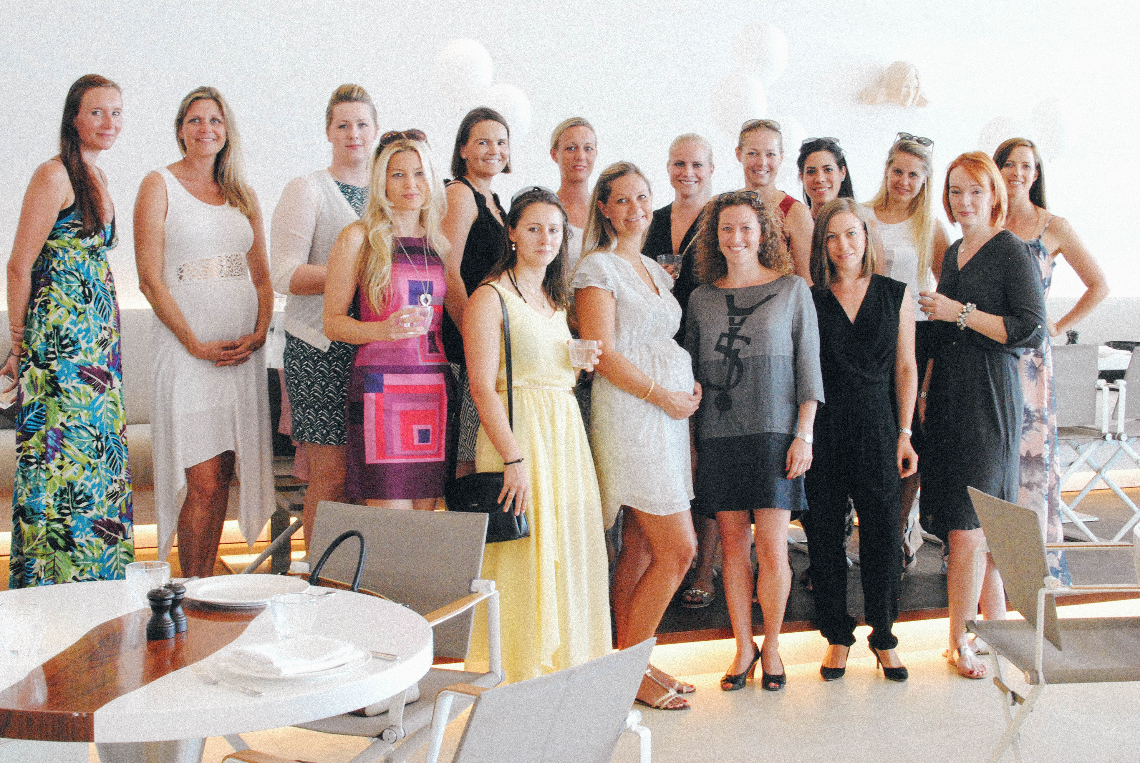 My 2nd baby shower in 12 months… – Me And The Bump